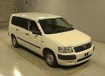 2012 Toyota Succeed Van